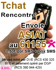 asiatique au telephone